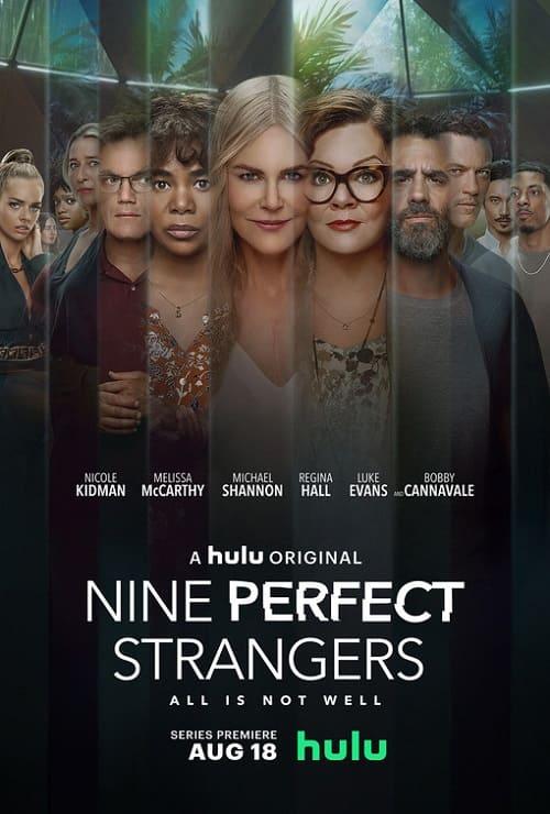 九位完美陌生人線上看-美劇